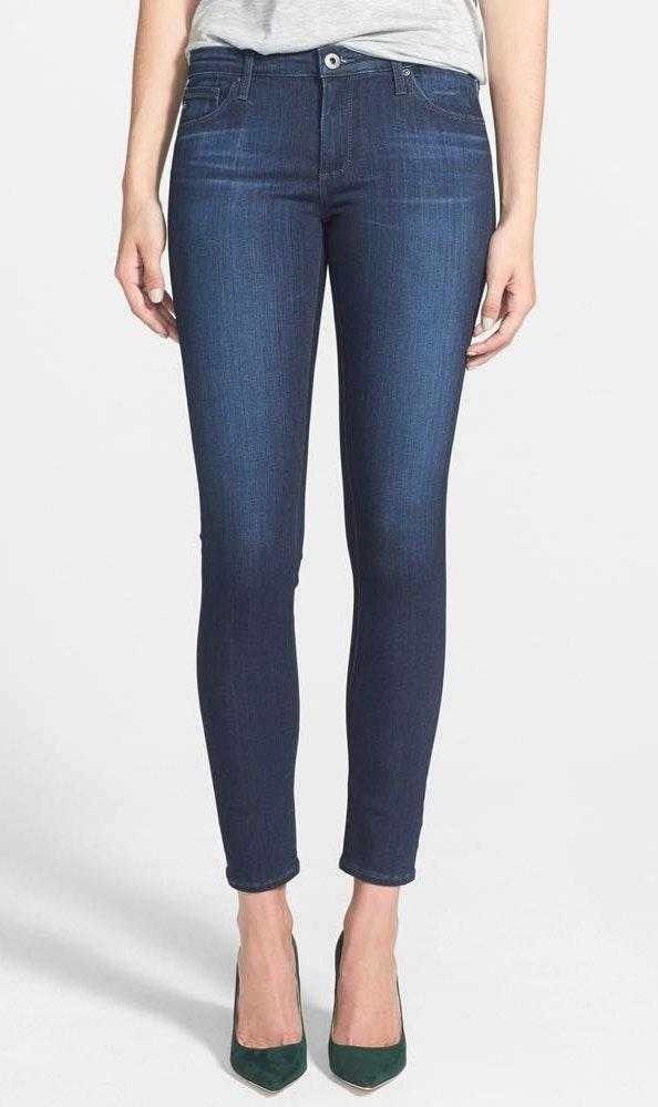 AG Adriano Goldschmied AG Contour The Legging Ankle Skinny Jeans