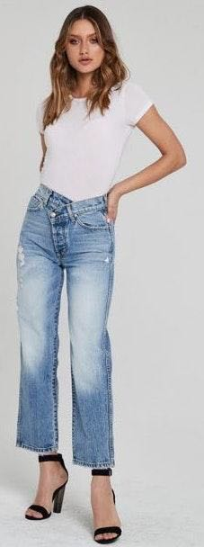 Revice Denim Revice High Waisted Jeans