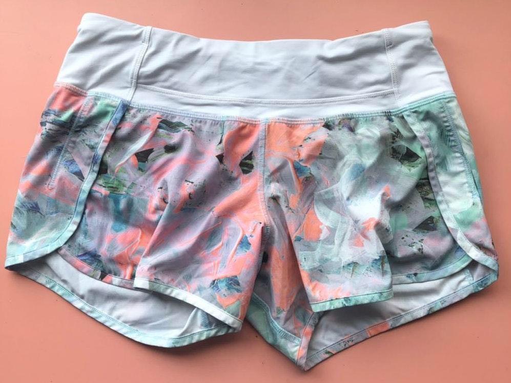 Lululemon Athletic Short Sold Out Pattern