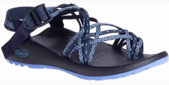 Chacos Women's Three Blue Strapped