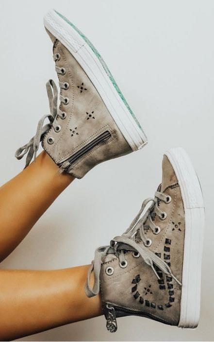 Tempted Boutique Sneakers