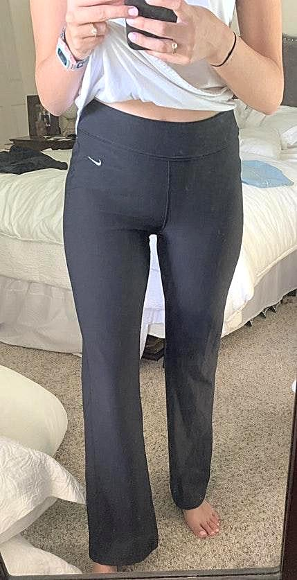Nike Yoga Pants Curtsy