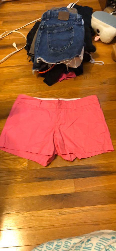 Lilly Pulitzer Pink Shorts