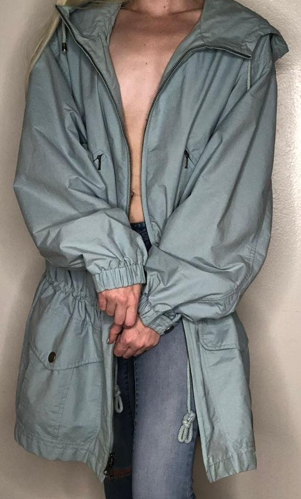 Eddie Bauer Vintage  Utility Parka Jacket