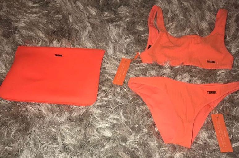 Triangl e Bikini