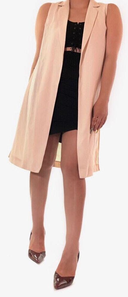 Topshop Sleeveless Cover-Up NWT