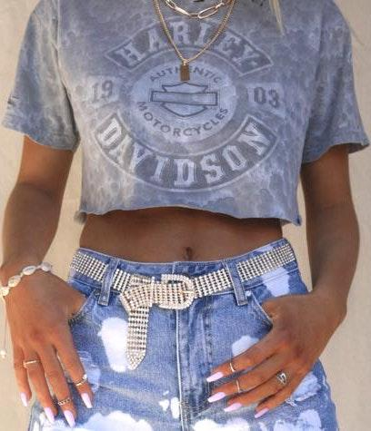 Amazing Lace Good Rhinestone Buckle Belt