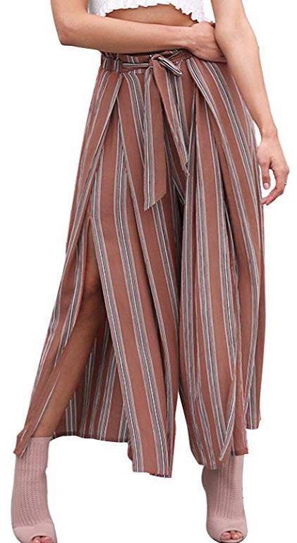 Striped Flow Pants