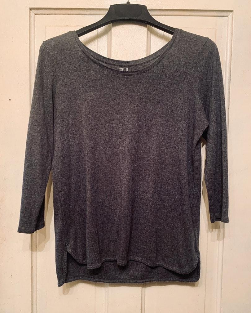 Gap Stretch Top