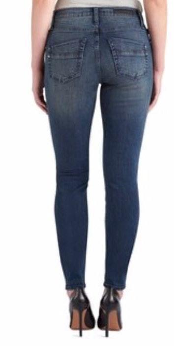 Rock & Republic Kashmir Jeans Resist This 2M Mid Rise Msrp $88  New