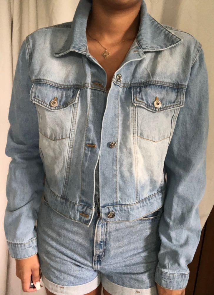 Windsor Denim Jacket Jean