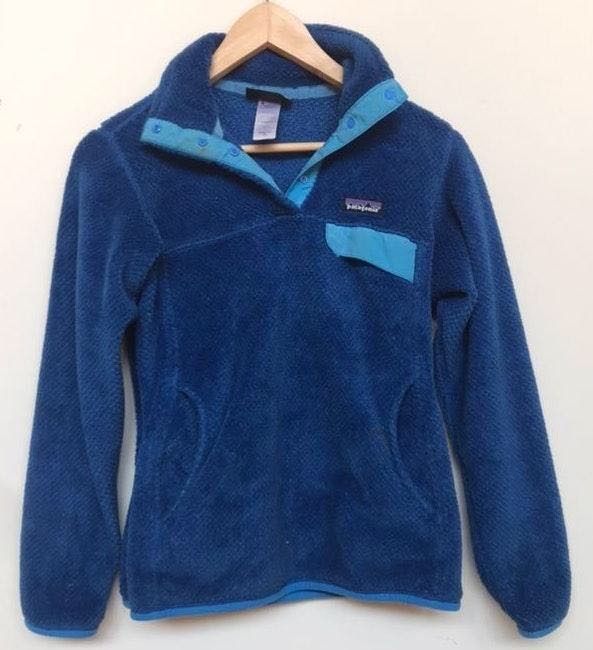 Patagonia Xs Blue  Pull Over