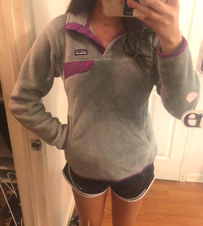 Patagonia Fleece Pullover