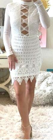 Xenia Body Con Dress