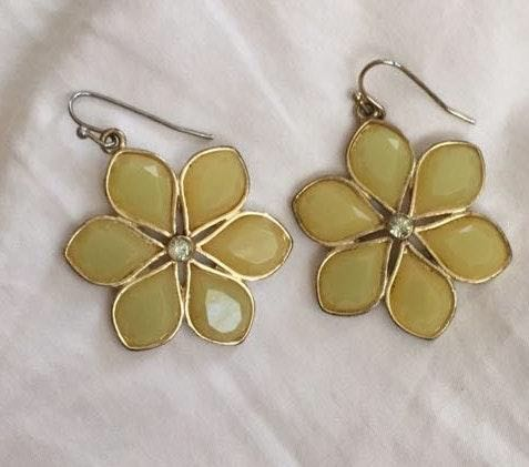 Boutique Flower Earring