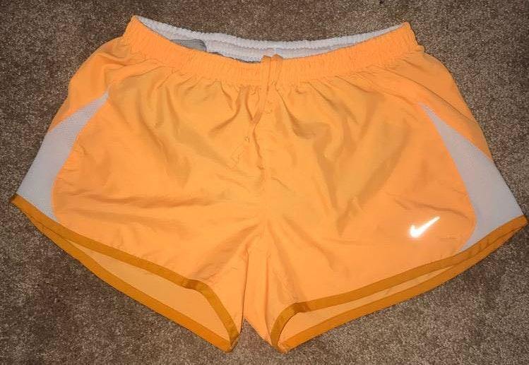 Nike Running Shorts-Orange