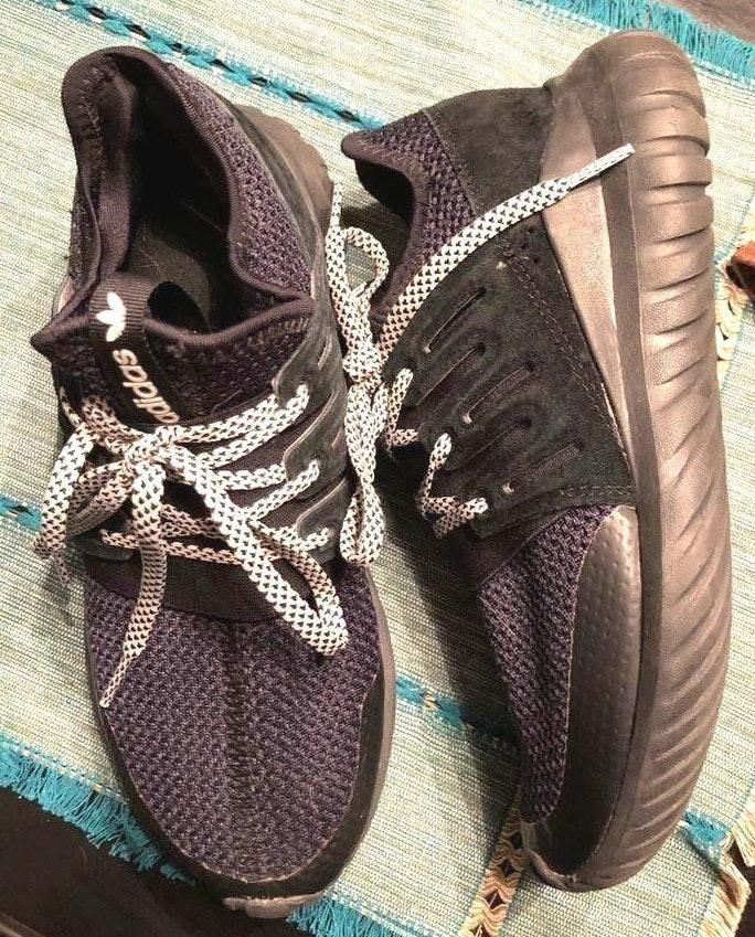 Adidas Black  Tubulars