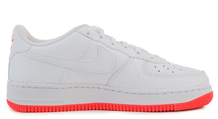 Nike Air Force 1 Lows Neon Pink Curtsy