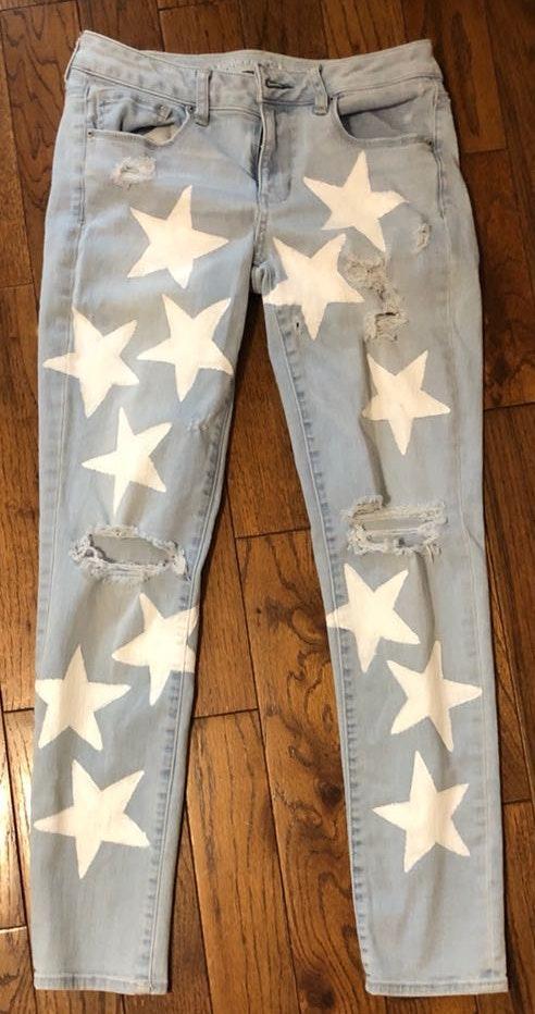 White Star Jeans