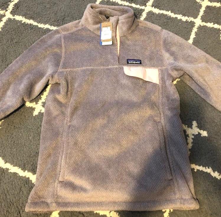 Patagonia 3 Button Sweatshirt