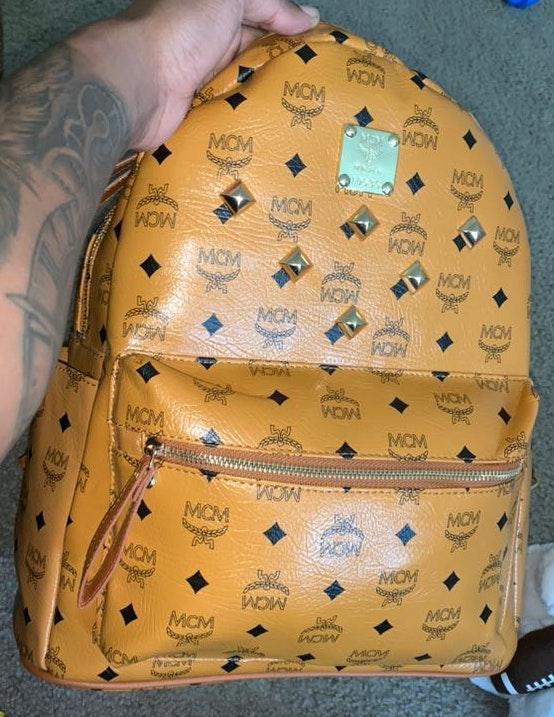 MCM Back Pack