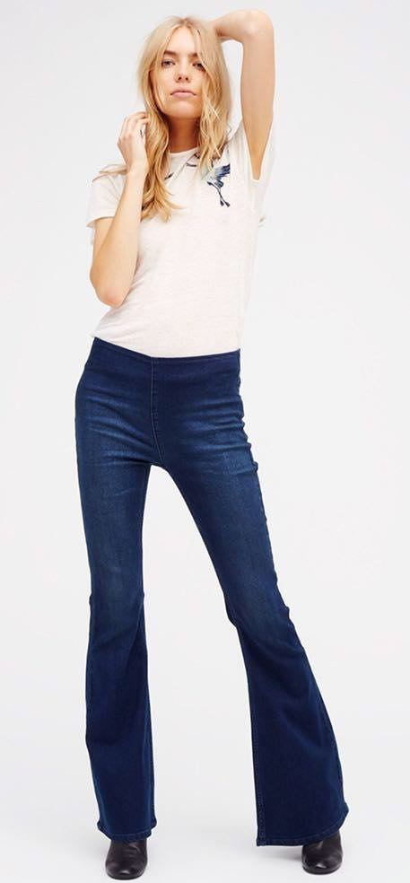 Free People Flares
