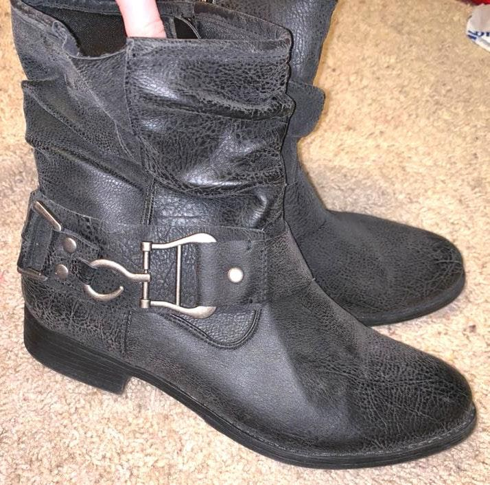 Maurice's Boots