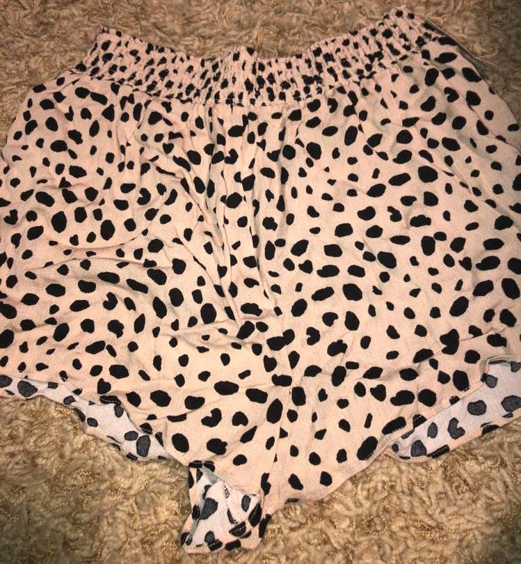 Forever 21 Cheetah Shorts