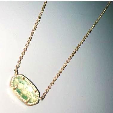 Kendra Scott clear  necklace