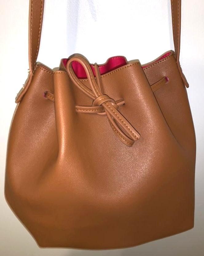 Francesca's Large Brown Bag