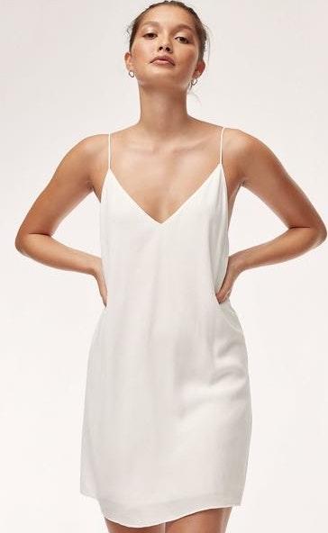 Aritzia Wilfred Free Vivienne Dress