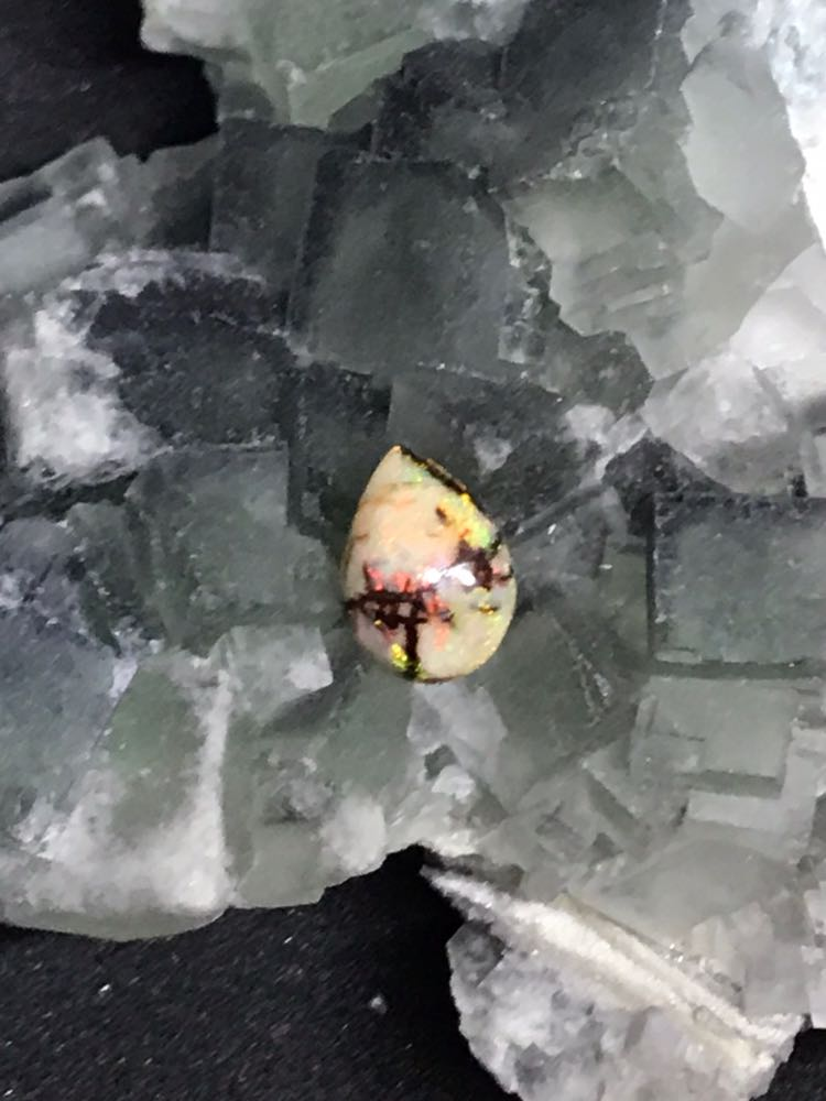 Handmade Monarch Opal
