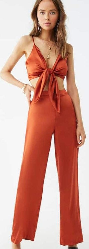 Forever 21 Two Piece Set