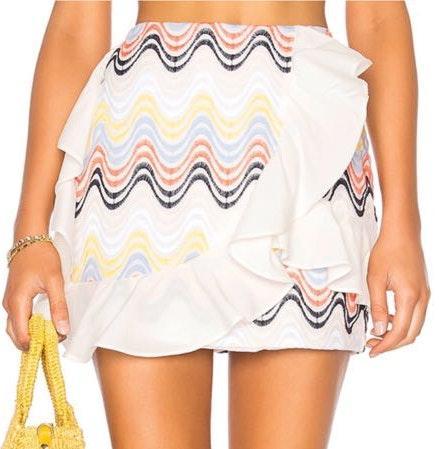 Tularosa Ruffle Skirt