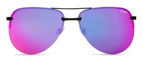 Quay Australia Hot Pink Quay Sunglasses