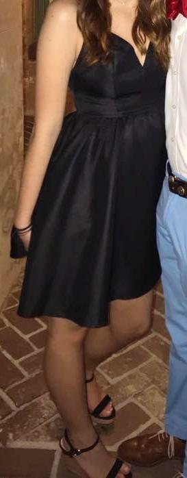Apricot Lane Black Cocktail Dress