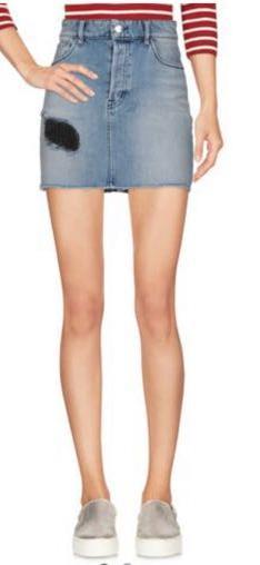 IRO Paris Denim Skirt