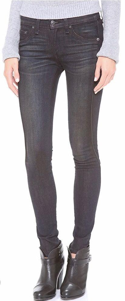 Rag & Bone Bomber Skinny Jean