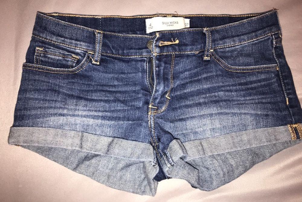 Gilly Hicks Jean shorts
