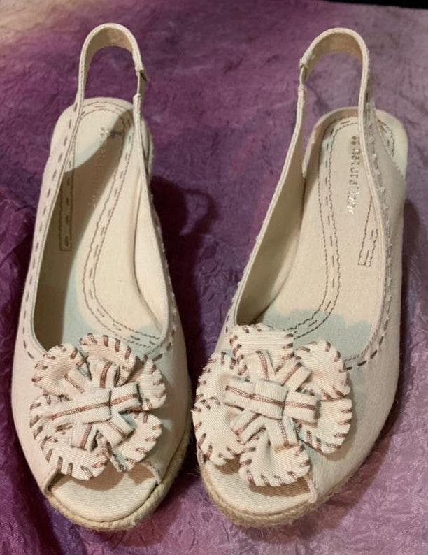 Naturalizer New  Espadrille Wedge Sandals