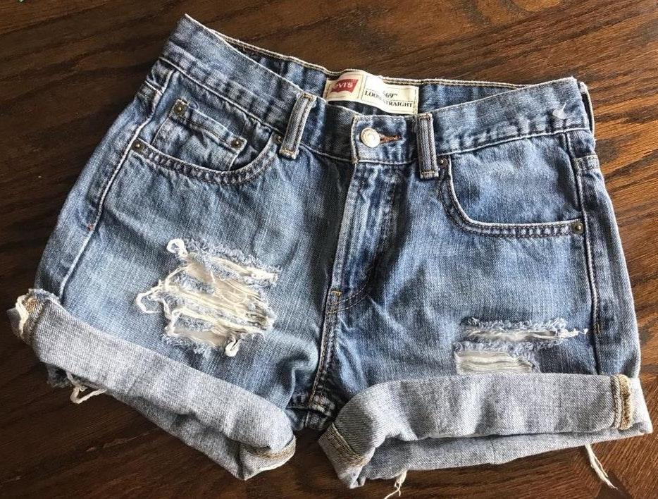 Levi's Levi Denim Shorts