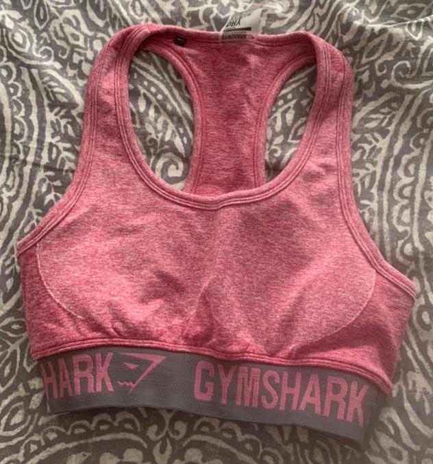 Gymshark Bra- pink