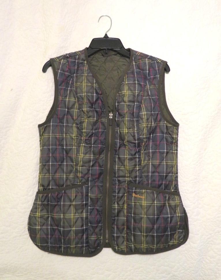 Barbour Liner Vest