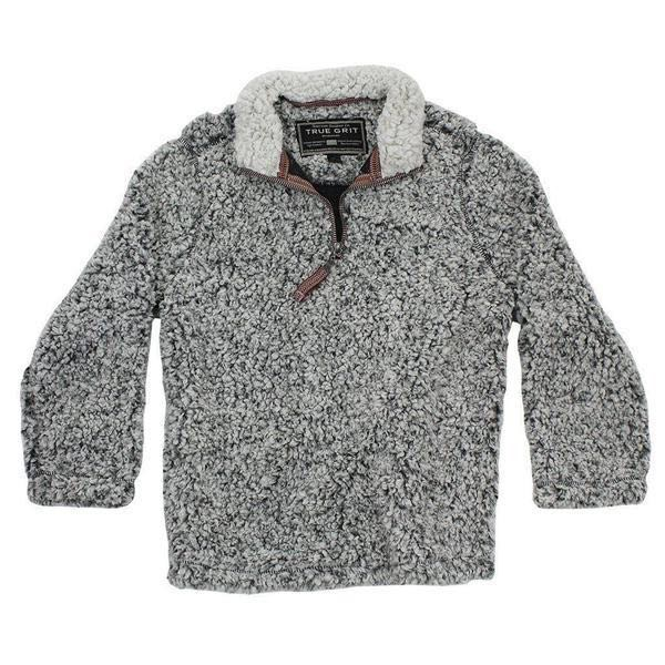 True Grit Fleece Pullover
