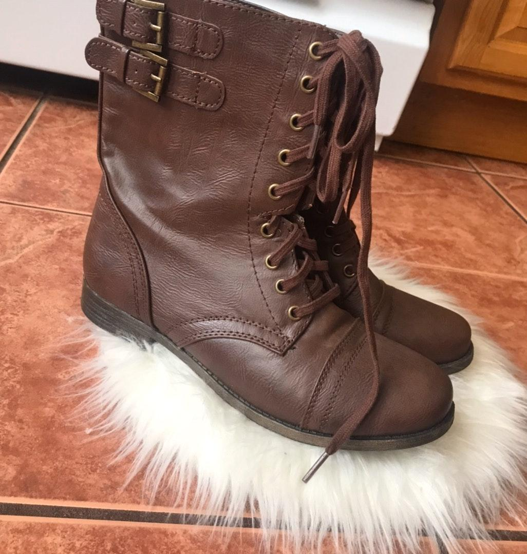 Rampage Boots | Curtsy