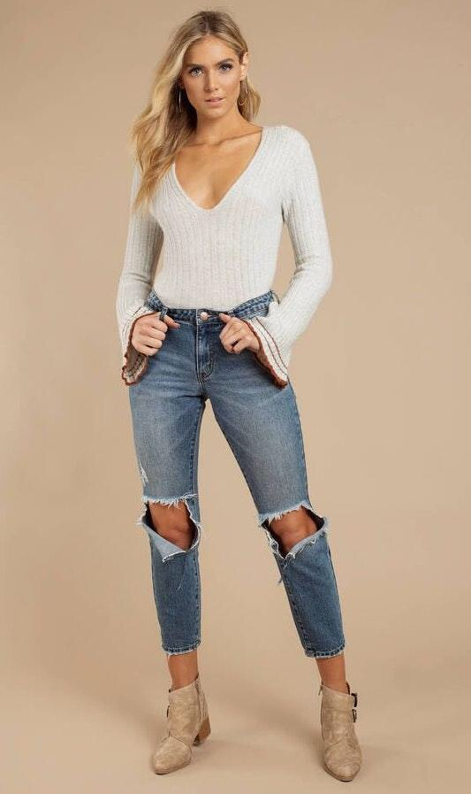 Free People May Morning Pullover