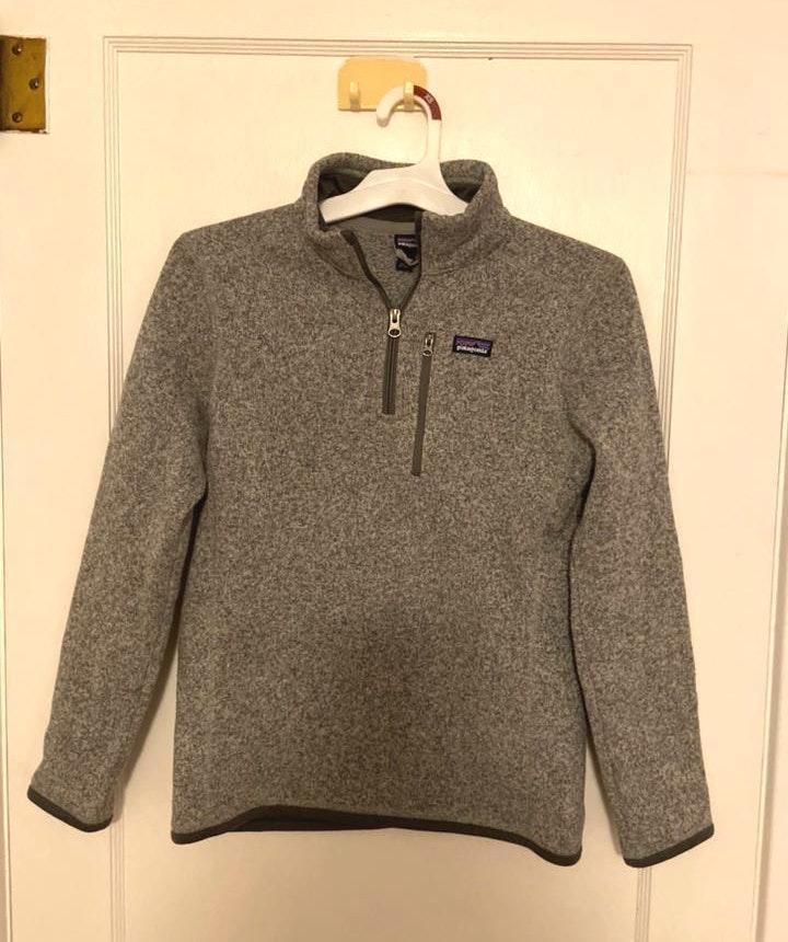 Patagonia 1/4 Zip Sweatshirt