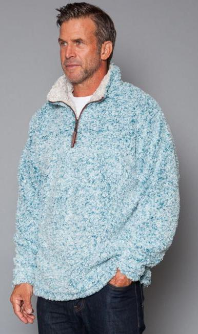 True Grit Frosty Tip Pullover