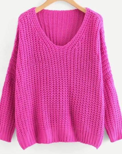 SheIn Slouchy Sweater