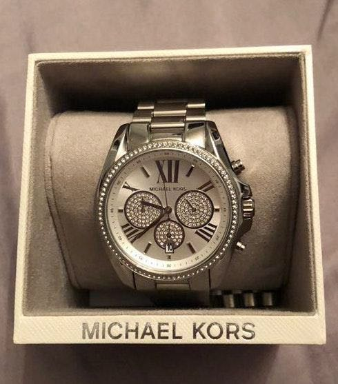 Michael Kors Sliver Micheal Kors Watch